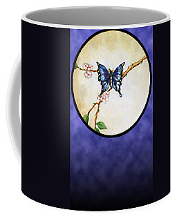 Butterfly Moon Coffee Mug