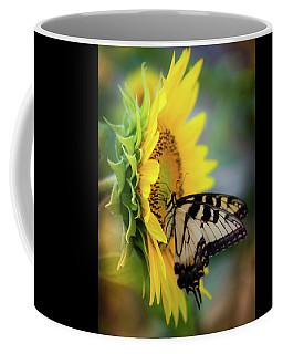 Butterfly Mornings Coffee Mug