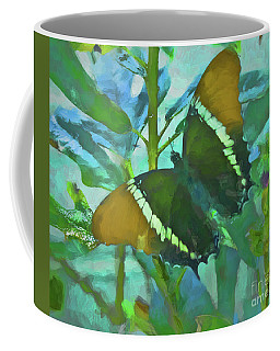Butterfly Nature Coffee Mug