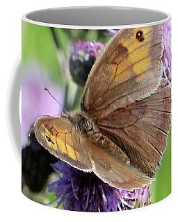 Butterfly Photograph  Coffee Mug