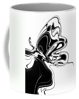 Butterfly Coffee Mug by Rabi Khan