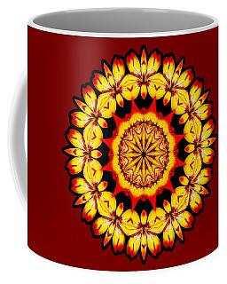 Butterfly Sun Coffee Mug