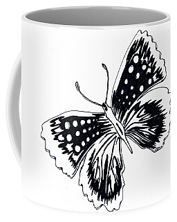 Butterfly Coffee Mug