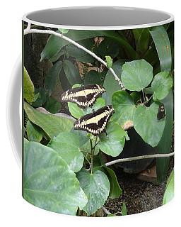Butterfly Synchronicity Coffee Mug