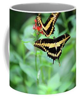 Butterfly Thoas Swallowtail  Coffee Mug
