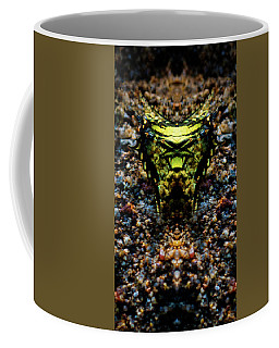 Butterfly Tiger Coffee Mug