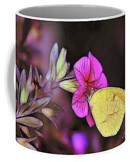 Butterfly Treats Coffee Mug