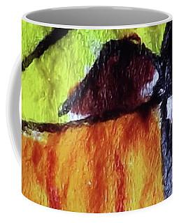 Butterfly Wing Coffee Mug