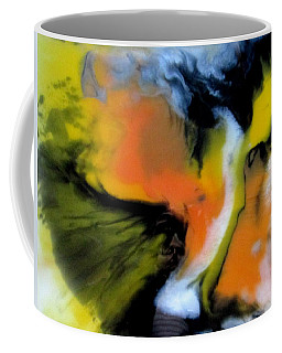 Butterfly Wings Coffee Mug by Mary Kay Holladay