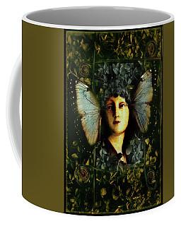 Butterfly Woman Coffee Mug