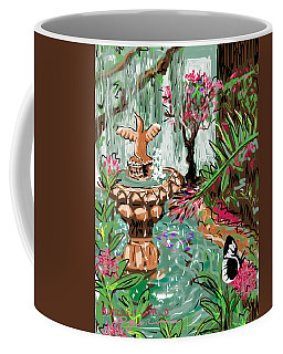 Butterfly World Coffee Mug