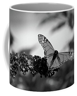 The Resting Monarch Coffee Mug