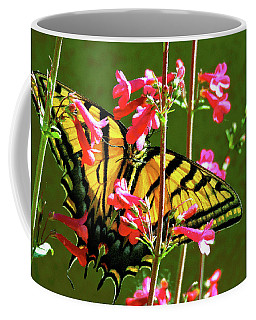Butterfly's Dream Coffee Mug