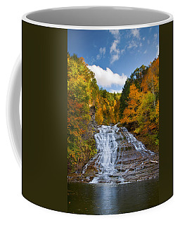 Buttermilk Falls 2 Coffee Mug