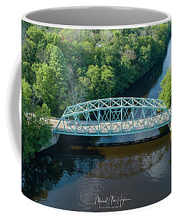 Butts Bridge Summertime Coffee Mug