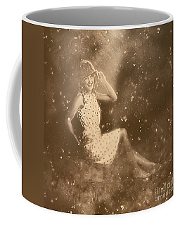 Buy War Bonds Historical Pinup Coffee Mug