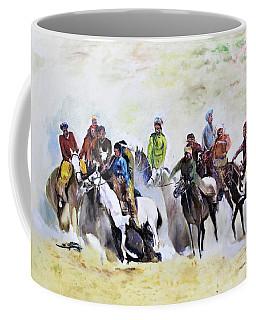 Buzkashi Sport Coffee Mug