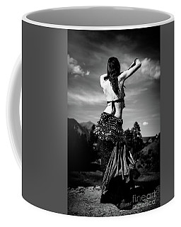 Bw Belly Dance On Point Coffee Mug