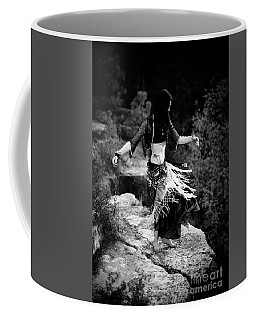 Bw Cliff Belly Dance Coffee Mug