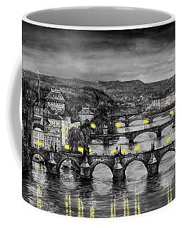Bw Prague Bridges Coffee Mug