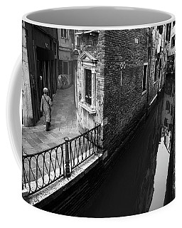 Bw Venice II Coffee Mug by Yuri Santin