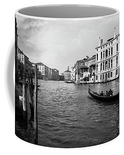 Bw Venice Coffee Mug by Yuri Santin