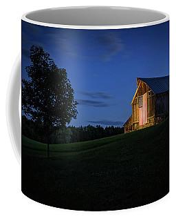 Old Glory By Dusks Early Light Coffee Mug