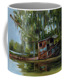 Bateau De Peche  Coffee Mug