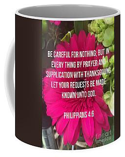 By Prayer Coffee Mug