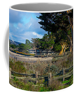 By The Beach Coffee Mug