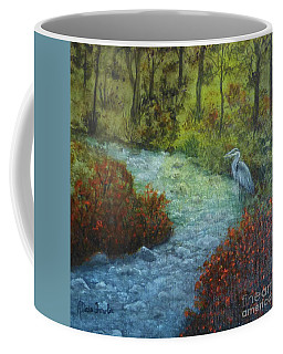 By The Brook Coffee Mug