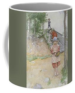 By The Cellar Coffee Mug