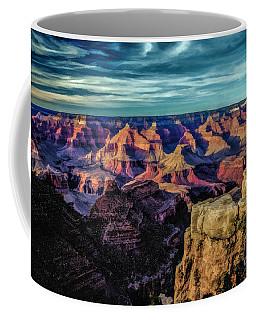 By The Dawns Early Light Coffee Mug