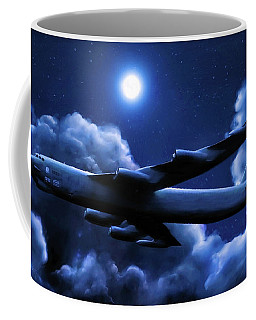 By The Light Of The Blue Moon Coffee Mug
