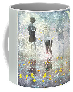By The Light Of The Magical Moon Coffee Mug