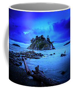 By The Light Of The Moon Coffee Mug by John Poon
