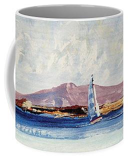 By The Lighthouse Coffee Mug