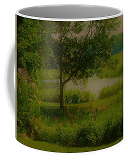 By The Little River Coffee Mug
