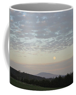 By The Rising Of The Moon Coffee Mug by Suzanne Oesterling