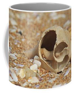 By The Sea Shore Coffee Mug