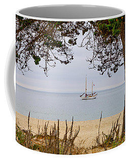 By The Shore Coffee Mug