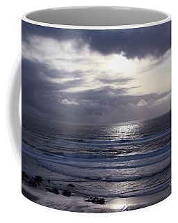 By The Silvery Light Coffee Mug by Sheila Ping
