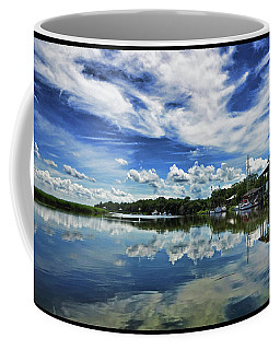 By The Still River Coffee Mug