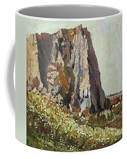 By The Stone Warrior Coffee Mug