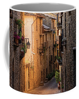 By The Town Of Ainsa In The Province Of Huesca Coffee Mug