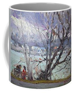 By Tonawanda Canal Coffee Mug