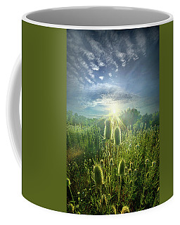 By Virtue Of Its Own Existence Coffee Mug