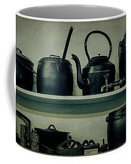 Bygone Days Coffee Mug by Elaine Teague