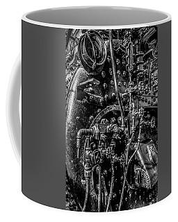 Bygone Time Coffee Mug by Ken Frischkorn