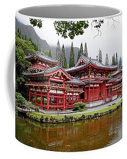 Byodo-in Temple Oahu Coffee Mug